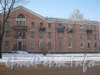2-я Комсомольская ул., дом 19, корп. 1. Правая часть дома. Фото январь 2012 г.