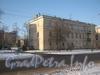 2-я Комсомольская ул., дом 17. Фасад дома и въезд во двор. Фото январь 2012 г.