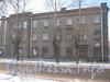 2-я Комсомольская ул., дом 13, корп. 1. Крыло по 2-ой Комсомольской. Фото январь 2012 г.