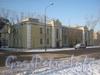 2-я Комсомольская ул., дом 11, корп. 1. Общий вид жилого дома. Фото январь 2011 г.