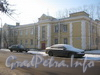 2-я Комсомольская ул., дом 11, корп. 1. Фасад жилого дома со стороны 2-ой Комсомольской ул. Фото январь 2011 г.
