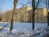 2-я Комсомольская ул., дом 6, корп. 2. Фасад жилого дома со стороны 2-ой Комсомольской ул. Фото январь 2011 г.