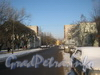 Перспектива 2-ой Комсомольской ул. от дома 5 в сторону ул. Чекистов. Фото январь 2011 г.