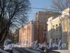 2-я Комсомольская ул., дом 3 (желтый) и дом 3, корп. 2 (красный). Проезд в сторону дома 4 по ул. Лётчика Пилютова. Фото январь 2011 г.