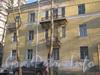 Ул. Летчика Пилютова, дом 4, корп. 1. Левая часть жилого дома. Фото январь 2011 г.