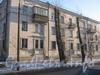 Ул. Летчика Пилютова, дом 8. Фасад дома со стороны ул. Лётчика Пилютова. Фото январь 2011 г.