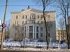Ул. Летчика Пилютова, дом 10. Фасад дома со стороны ул. Лётчика Пилютова. Фото январь 2011 г.