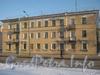 Ул. Летчика Пилютова, дом 22, корп. 1. Фасад дома. Фото февраль 2012 г.