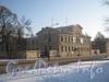 Ул. Летчика Пилютова, дом 26, корп. 1. Общий вид дома со стороны универсама Пятёрояка. Фото февраль 2012 г.