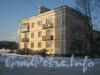 Ул. Летчика Пилютова, дом 34, корп. 1. Общий вид дома со стороны Добрушской ул. Фото февраль 2012 г.