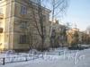 Ул. Летчика Пилютова, дом 34, корп. 1. Вид домов 34 корпус 1 (слева на переднем плане) и 32 (вдали) со стороны двора и Добрушской ул. Фото февраль 2012 г.
