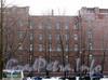 Инструментальная ул., д. 4. Фасад здания. Фото февраль 2012 г.