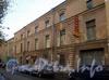 12-я Красноармейская ул., д. 26 (лит. А и Б). Здания мебельной фабрики «Ладога». Общий вид лицевых корпусов. Фото октябрь 2010 г.