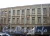 12-я Красноармейская ул., д. 26, лит. А. Здание мебельной фабрики «Ладога». Фасад лицевого корпуса. Фото октябрь 2010 г.