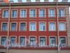 Ул. Котовского, д. 1 (правая часть). Фасад жилого дома после ремонта. Фото февраль 2012 г.