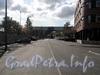 Перспектива Ремесленной улицы от Петровского проспекта в сторону Малой Невы. Фото октябрь 2011 г.