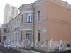 Ул. Коммуны, д. 56, корп. 1. Фасад дома и табличка с номером дома. Фото февраль 2012 г.