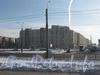 Коллонтай ул., дом 23, корп. 1. Вид от Ледового дворца. Фото февраль 2012 г.