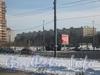Коллонтай ул., 27, корп. 1. Общий вид дома со стороны Ледового дворца. Фото февраль 2012 г.