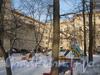 Коммуны ул., дом 58. Детская площадка во дворе. Фото февраль 2012 г.