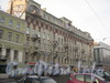 Казанская ул., д. 2. Общий вид дома со стороны Казанской площади. Фото февраль 2012 г.