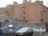 Новоовсянниковская ул., дом 11. Общий вид дома со стороны Севастопольской ул. Фото февраль 2012 г.