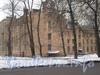 Ул. Зои Космодемьянской, дом 27. Общий вид дома со стороны Баррикадной ул. Фото февраль 2012 г.