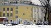 Ул. Зои Космодемьянской, дом 31. Общий вид здания со стороны трамвайного кольца. Фото февраль 2012 г.