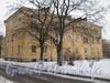 Ул. Белоусова, дом 19. Общий вид дома со стороны ул. Белоусова. Фото февраль 2012 г.
