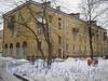 Ул. Белоусова, дом 21. Общий вид дома со стороны двора. Фото февраль 2012 г.
