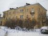 Ул. Белоусова, дом 19. Общий вид жилого дома. Фото февраль 2012 г.