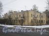 Ул. Белоусова, дом 18. Общий вид со стороны дома 17. Фото февраль 2012 г.