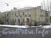 Ул. Белоусова, дом 12 / Севастопольская ул., дом 42. общий вид жилого дома. Фото февраль 2012 г.