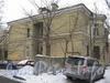 Севастопольская ул., дом 31, корп. 1. Общий вид со стороны дома 39. Фото февраль 2012 г.
