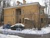Севастопольская ул., дом 29. Общий вид со стороны дома 31 корпус 1. Фото февраль 2012 г.