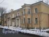Севастопольская ул., дом 34. Общий вид со стороны дома 31 корпус 1. Фото февраль 2012 г.