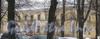 Новоовсянниковская ул., дом 17, лит. А. Общий вид со стороны дома 19 корпус 1. Фото февраль 2012 г.
