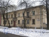 Ул. Зои Космодемьянской, дом 23. Общий вид дома со стороны ул. Зои Космодемьянской. Фото февраль 2012 г.