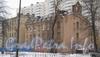 Ул. Зои Космодемьянской, дом 27 (справа) и дом 29 (слева). Вид со стороны Баррикадной ул. Фото февраль 2012 г.