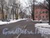 Перспектива ул. Зои Космодемьянской от Баррикадной ул. в сторону Промышленной ул. Фото февраль 2012 г.