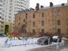 Ул. Зои Космодемьянской, дом 27. Общий вид со стороны дома 31. Фото февраль 2012 г.