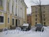 Ул. Зои Космодемьянской, дом 31 (слева), дом 29 (справа). Фото февраль 2012 г.