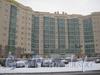 Варшавская ул., дом 23, корп. 3. Центральная часть фасада здания со стороны Варшавской ул. Фото февраль 2012 г.