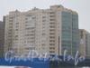 Варшавская ул., дом 23, корп. 3. Фасад со стороны Бассейной улицы. Фото февраль 2012 г.