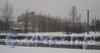 Ул. Гастелло, дом 21. Общий вид комплекса зданий больницы № 20 со стороны Авиационной ул. Фото февраль 2012 г.