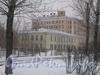 Ул. Гастелло, дом 21, лит. В. Общий вид здания лаборатории больницы № 20. Фото февраль 2012 г.