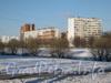Ул. Добровольцев, дом 42 (справа) и дом 38 (слева). Вид со стороны ул. Здоровцева. Фото март 2012 г.