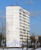 Ул. Добровольцев, дом 50. Общий вид дома со стороны ул. Здоровцева. Фото март 2012 г.