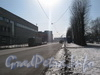 Перспектива ул. Маршала Говорова от Балтийской ул. в сторону ул. Швецова. Фото март 2012 г.