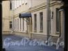 Гороховая ул., дом 73. Вид внутреннего двора через арку с ул. Гороховой. Фото март 2012 г.